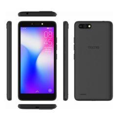 Tecno POP 2 Power - 5.5'' - 4000mAh Battery - Fingerprint - (1GB of RAM and 8GB Internal Storage) - Black