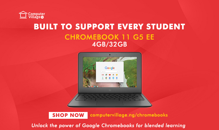 HP Chromebook for Education