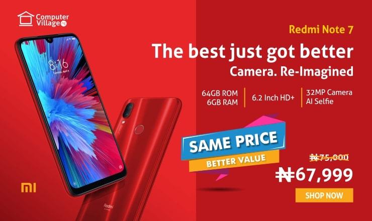 Buy Xiaomi Phones on Computer Village