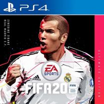 EA Sports PS4 FIFA 20 Standard Edition - PlayStation 4