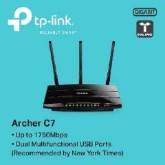 TP-Link AC1750 Wireless Dualband Gigabit Router Archer C7