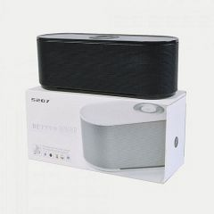 S207 Bluetooth Quality Speaker wireless Subwoofer Stereo Portable