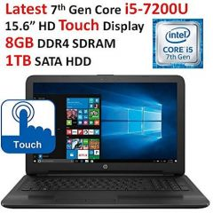 HP 15 Laptop  | Potter 1.0 | Core i5-7200U dual