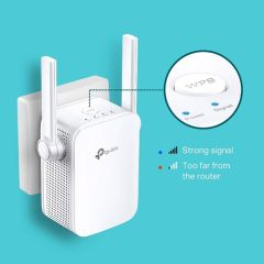 TP link AC1200 wifi range extender RE305