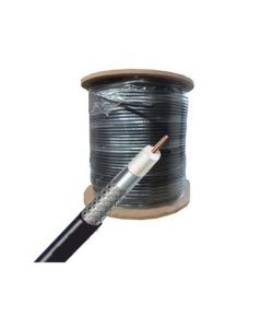 Coaxial Cable RJ59 with power 305m