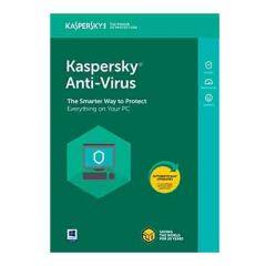 KASPERSKY ANTIVIRUS 1USER