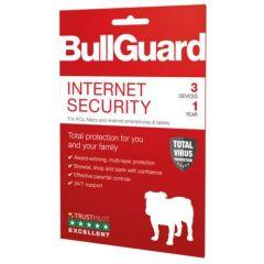 BILL GUARD  INTERNET SECURITY 3 USER