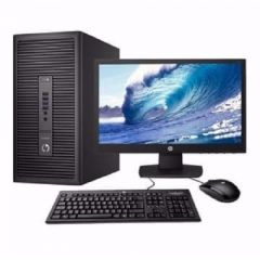 HP 460 Desktop PC Intel Dual Core - 4GB RAM 500GB HDD - 18.5""