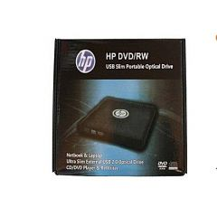 HP DVD/RW USB Slim Portable Optical Drive