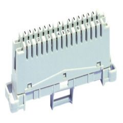 10 Pair Krone Module for PABX Connection
