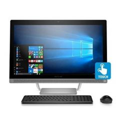 HP Pavilion 24-B277c 24-Inch All-In-One Desktop Computer Intel Core i5-6400T 2.2GHz Processor 8GB RAM 1TB HDD NVIDIA Geforce Graphics Windows 10 Home