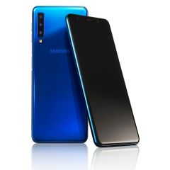 Samsung Galaxy A7 Android 8.0 Oreo 6.0-Inch Super AMOLED (4GB RAM & 64GB ROM) Triple Rear Camera Dual SIM 4G LTE