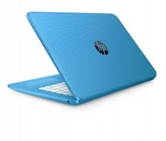 New HP Stream 14-cb011wm  14-Inches HD Display 4GB/32GB SSD Intel Celeron N3060 - Blue