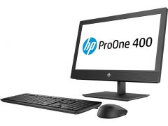 HP ProOne 400 G4 4NT81EA  20-Inch Non-Touch All-in-One Business PC, 8th Gen Intel Core i5-8500T 2.1GHz, 1TB HDD, 8GB RAM - FreeDOS 2.0