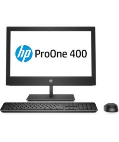 HP ProOne 400 G4 - 20-Inch Non-Touch All-in-One Business PC, 8th Gen 1TB HDD, 4GB RAM - FreeDOS 2.0