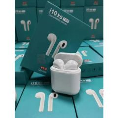 i10xs TWS True Wireless Bluetooth Earphones For iPhone/Android