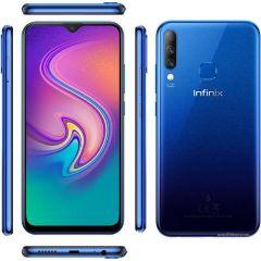 Infinix S4 6.2'' HD Display Triple Rear Camera 32MP, 4000mAh (32GB ROM, 3GB RAM) Dual SIM 4G LTE Smartphone