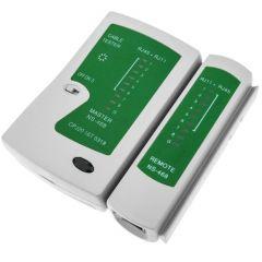 RJ45/RJ11 Network Cable Tester