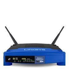 LINKSYS WIRELESS BROADBAND ROUTER WRT54GL