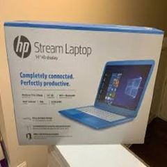 HP Stream - 14-cb011wm