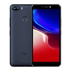 Itel P32 5.5'' Android 8.1 Oreo(Go Edition), 4000mAh Battery,(1GB RAM, 16GB ROM) Dual SIM Fingerprint Smartphone