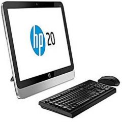 "HP 20 AIO DESKTOP INTEL CORE i3 1TB/4GB FREE DOS 20""INCHES"