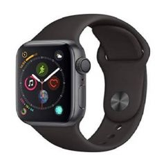 Apple Watch Series 4|40mm - GPS + Cellular Sport Band - Black