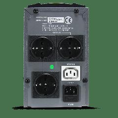 Crown Micro 1.2KVA UPS CMU-1200