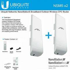 NSM5 UK - Ubiquiti Nanostation M5 AirMAX US
