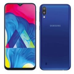 Samsung Galaxy M10 - Dual SIM 4G LTE (3GB RAM, 32GB ROM) Fingerprint Smartphone