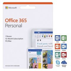 QQ2-00297	MICROSOFT OFFICE 365 PERSONAL