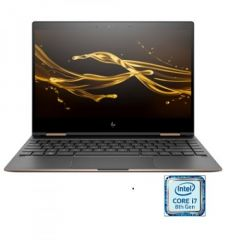 HP Spectre x360 i7-855OU 1.6GHz|16GB|512SSD| WC| BT|FPR|13.3"