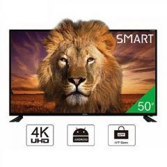 """Syinix 50"""" Android 4k UHD Smart LED TV"""
