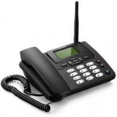 Huawei ETS3125i GSM Fixed Wireless Desktop Phone with SIM card slot
