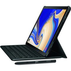 Samsung Galaxy Tab S4|10.5-Inch 7300mAh (4GB RAM, 64GB ROM) 13MP Rear with Flash - 8MP Selfie, 4G LTE