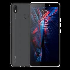 Tecno Pouvoir 2 Air 6'' (1GB RAM, 16GB ROM) Android 8.1 (Go Edition), Dual SIM 3G Fingerprint Smartphone
