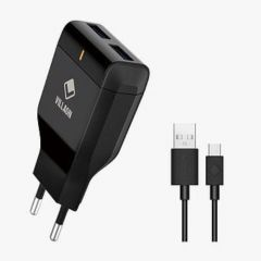 VILLAON 2.1A DUAL USB CHARGER