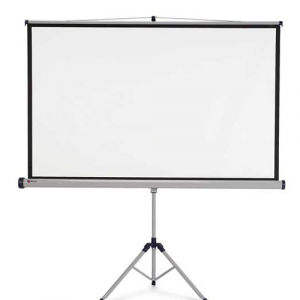 Projector Tripod  Screen  For Rent