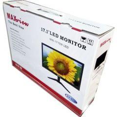 """Maxview 17,1"""" LED Monitor VGA"""