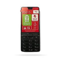 Itel 5615 - Triple SIM, 2500mAh Battery, FM, Opera Mini