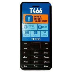 Tecno T466 50 Days Standby 2500MaH, Fm, Camera, Flash