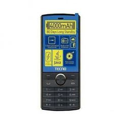 """Tecno T484 - 2.8"""" Display, 4000MAH Battery, Dual SIM"""