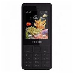 "Tecno T372, Triple Sim, 2.4"" Screen, 1150mah - Black"