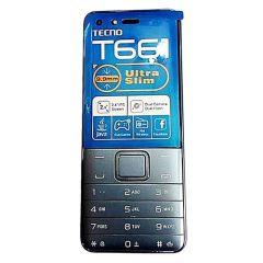 Tecno T661 Ultra Slim FM Wireless 16mb Rom 8mb Ram