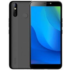 "Tecno Pouvoir 3 Air (LC6) 6.0"" 5000mAh, Android™ 9.0, 16GB+ 1GB RAM, 4G LTE, 8+8MP Camera, 2.0GHz Face ID, Fingerprint"
