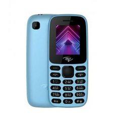Itel 2171 Wireless FM, Torch, Dual SIM Feature Phone - Blue