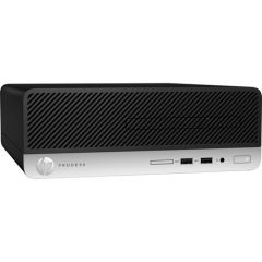 HP PRODESK 400 G6 SFF/ COREi3-9100/ 4GB 1TB HDD/ WIN10 PRO64/ DVD-WR/ 1yw/ USBkbd/ MOUSE/ CPU ONLY