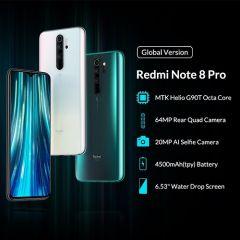 Redmi Note 8 pro 6gb ram 64 gb rom