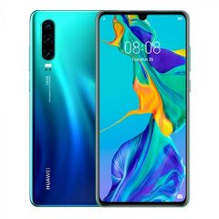 Huawei P30 (8GB RAM 128GB ROM) Android 9 - 6.1-Inch 4G Smartphone - Blue