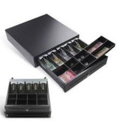 Compartments Metal Cash Drawer